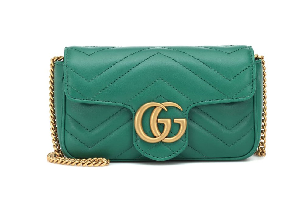 GG Marmont Super Mini shoulder bag