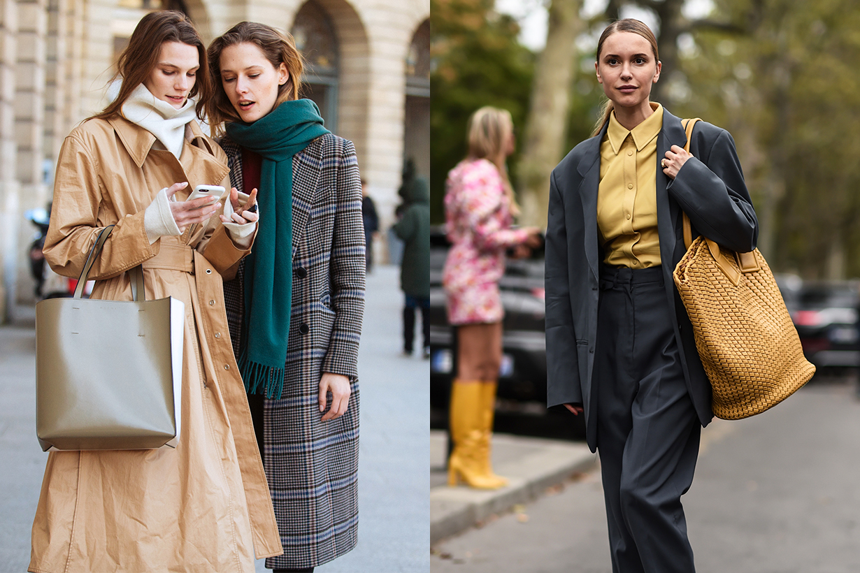 Giant Bag Trend 2019