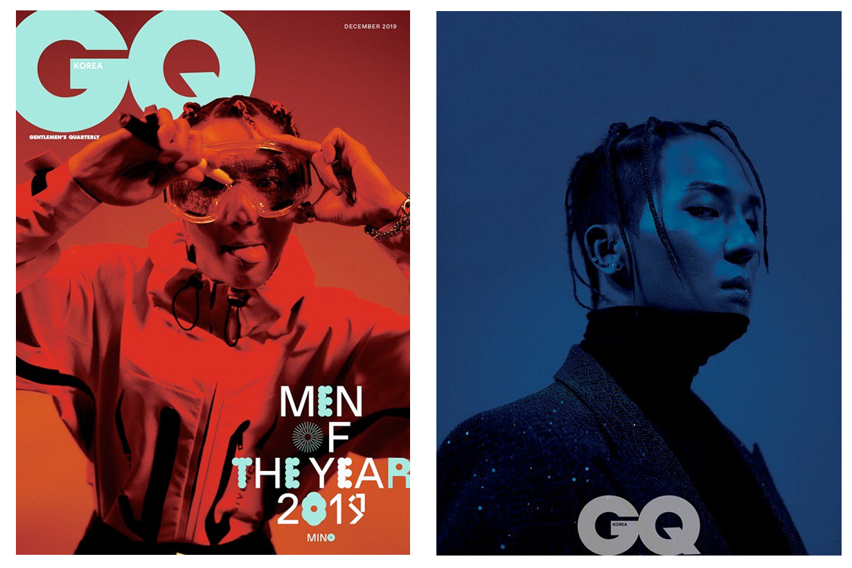 Lee Dong Wook oh hyuk gq korea dec cover men of the year