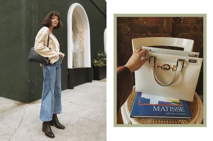 Grandma Style 從未過時:老奶奶的舊衣櫥,藏著最時髦的手袋!