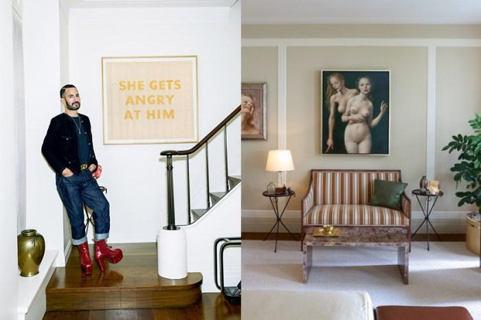Marc Jacobs 即將舉辦個人拍賣會,割愛出售私下所珍藏的 150 件藝術品!