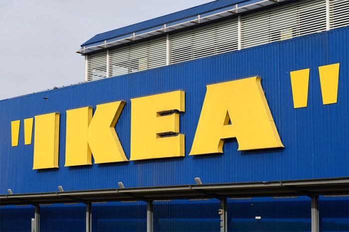 為了慶祝與 Virgil Abloh最新聯乘系列,IKEA 首次更改品牌 Logo 設計!