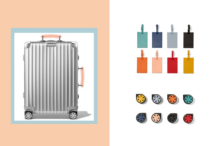 不用再怕撞箱:Rimowa 推出全新客製化服務,可以設計專屬自己的行李箱!