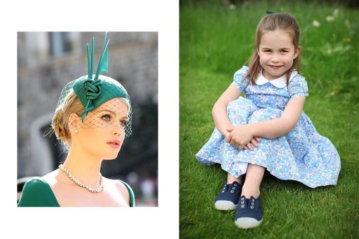 黛安娜王妃姪女 Kitty Spencer的童年照,竟與夏洛特公主相似度高達 98 %!