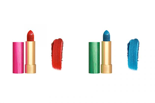 gucci beauty holiday limited lipstick