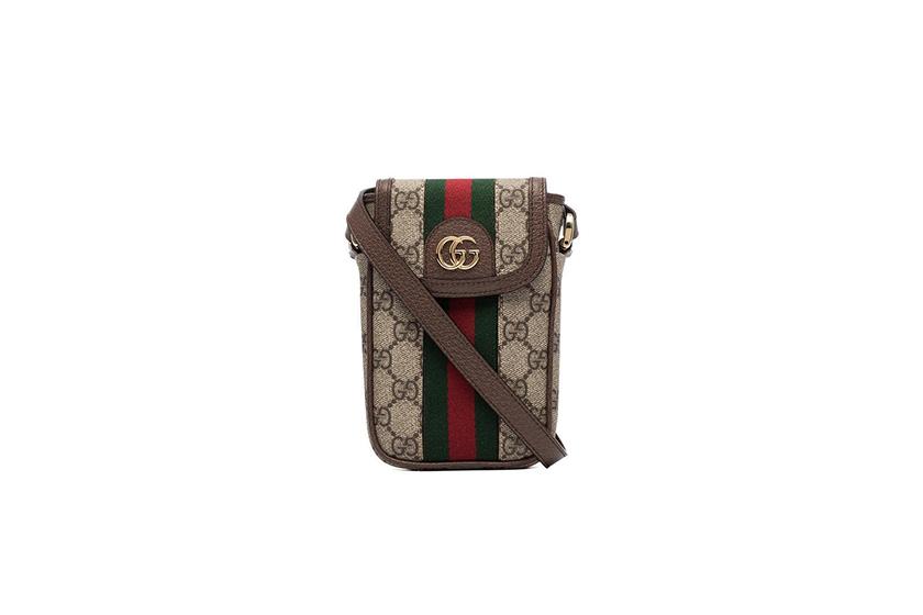 gucci monogram iphone bag classic retro logo accessory