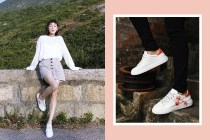 小白鞋大 Upgrade:嫌純白款式太沉悶?時尚達人力捧的 HOGAN 系列完全為你而設!