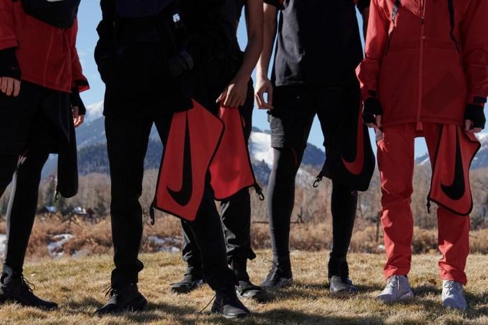 愛運動的女生必收:Dior 也力捧的設計師 Matthew M. Williams 再次與 Nike 展開聯名!