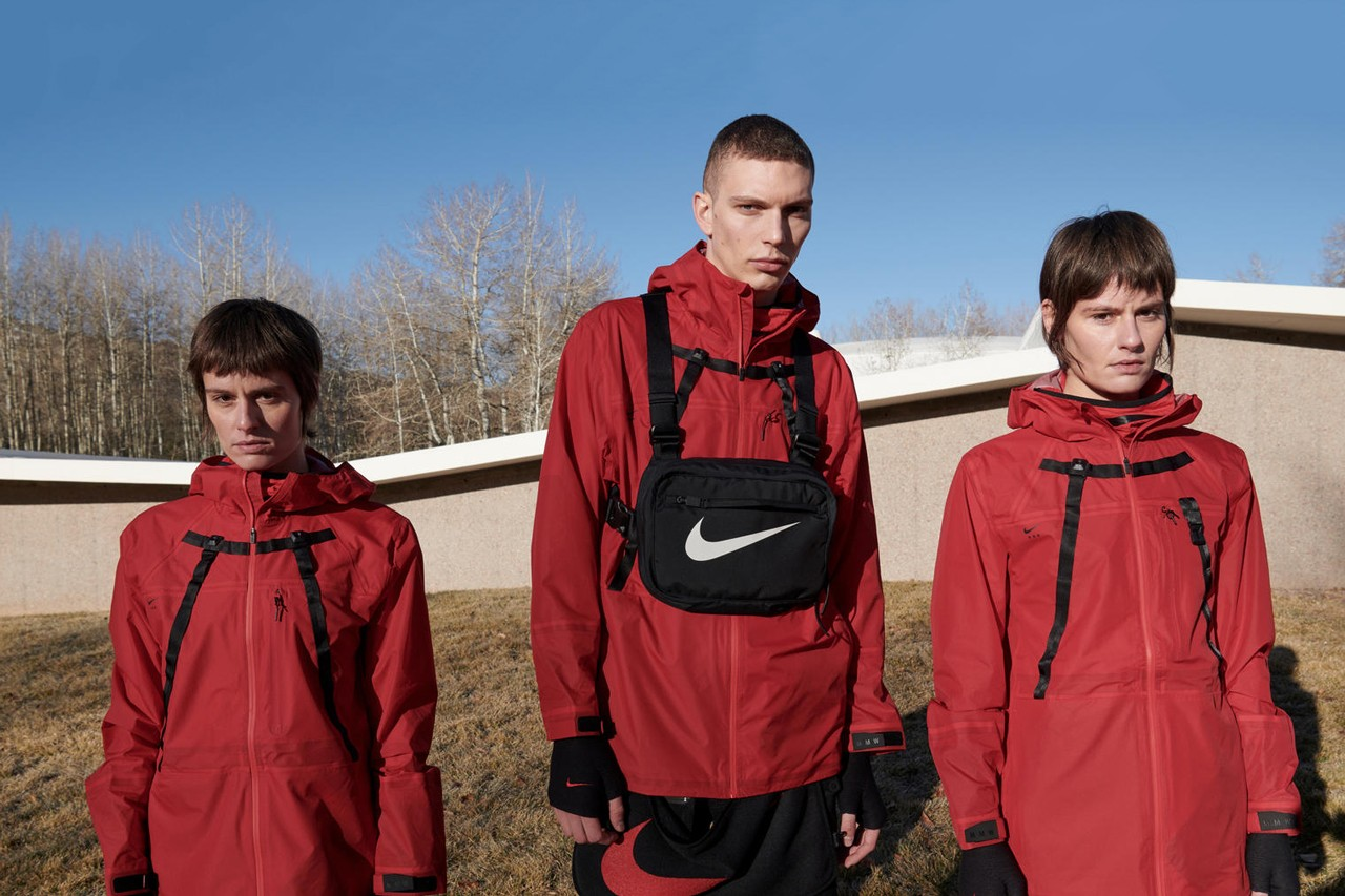 Matthew M Williams Nike MMW Series 003 Collection