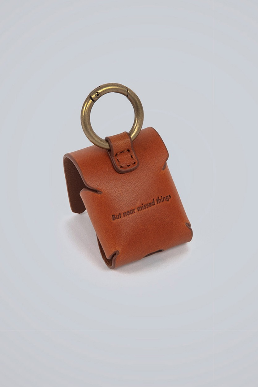ader error airpod cases leather translucent AirPods on release