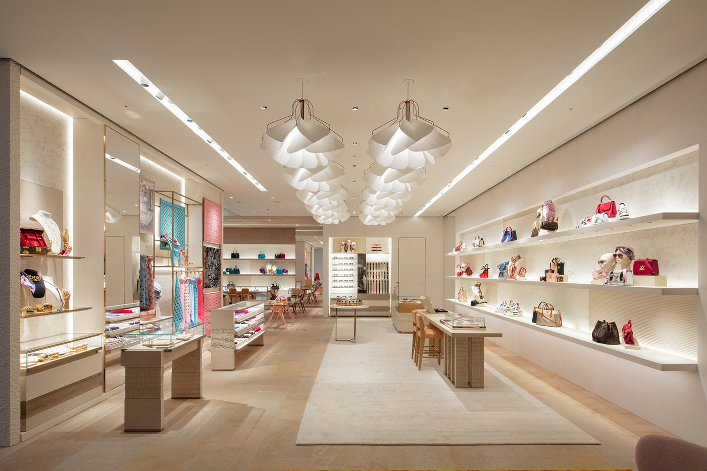 Louis vuitton maison seoul korea boutique store opening