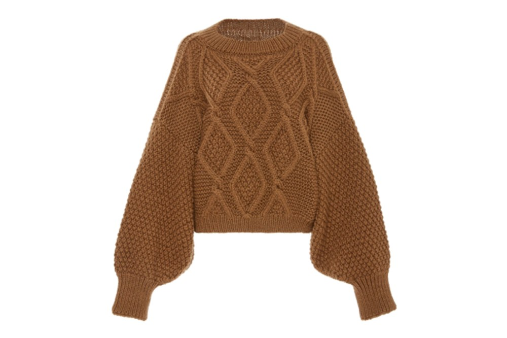 I Love Mr. Mittens Diamond Wool Sweater