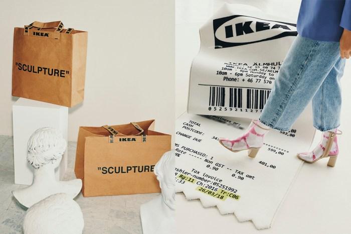 IKEA x Virgil Abloh 的 Markerad 限量系列即將於香港開售!率先分享入手前要注意的細節