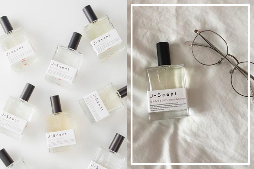 Japan perfumes J-Scent indie brand instagram hot picks