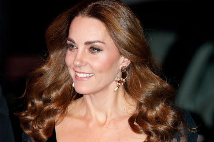 Kate Middleton 穿 Alexander McQueen 禮服絕美現身!無瑕氣質艷壓全場