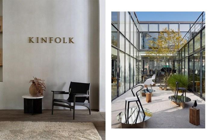親身感受《Kinfolk》的美學生活,雜誌首個實驗性文化空間於首爾開幕了!