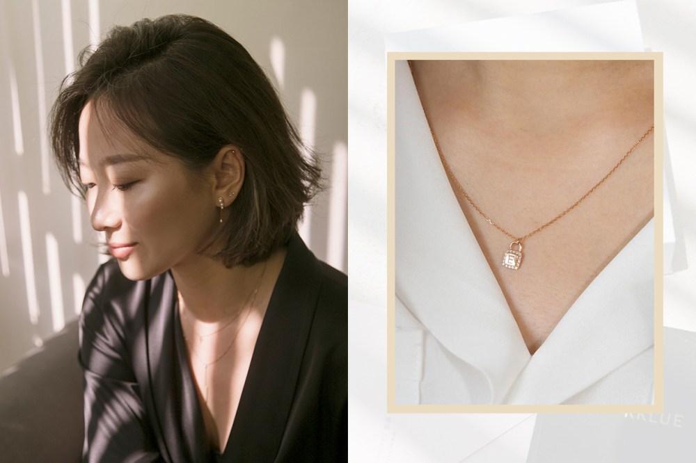 KKLUE Founder Kellyn Jewelry Designer