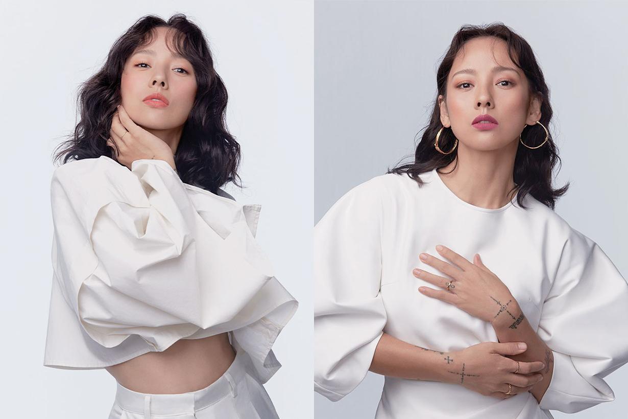 Lee Hyo Ri Cosmopolitan Korea Magazine Cover Editorial Shooting Self esteem k pop korean idols celebrities singers