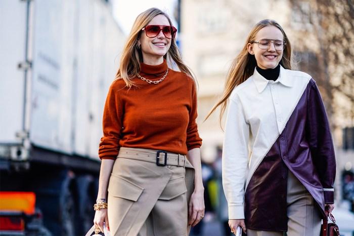 年度時尚數據出爐:人氣單品 Top 10,這個品牌獨佔冠、亞軍!