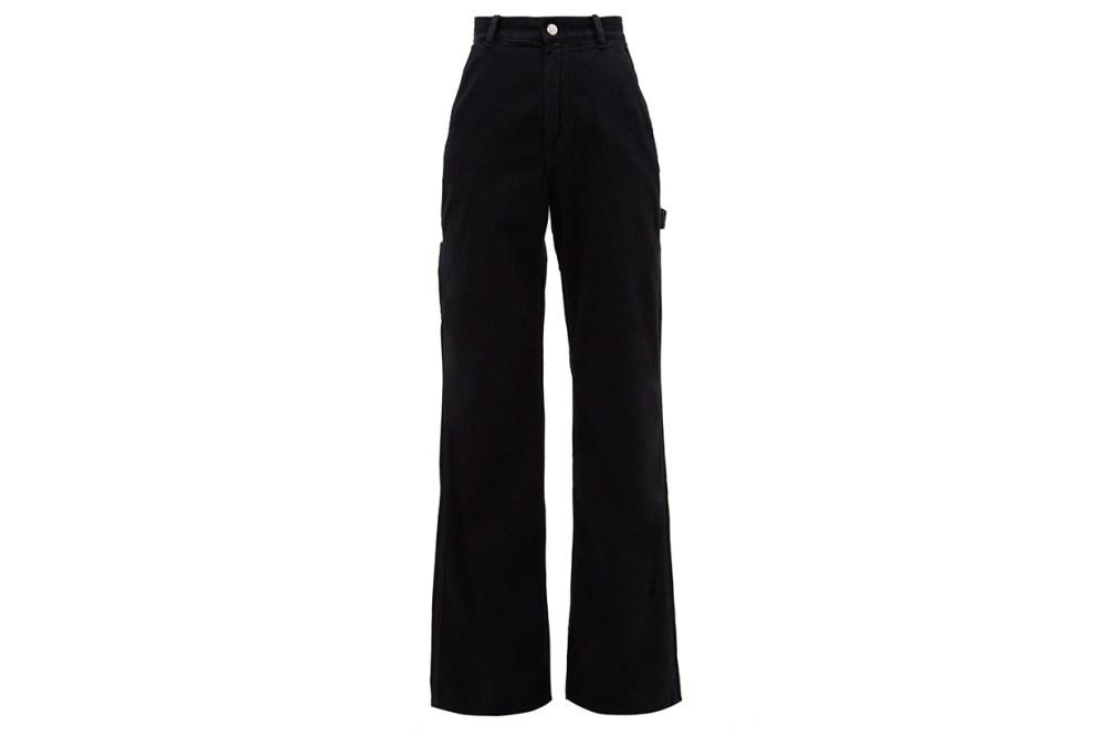 Munro High-rise Wide-leg Jeans