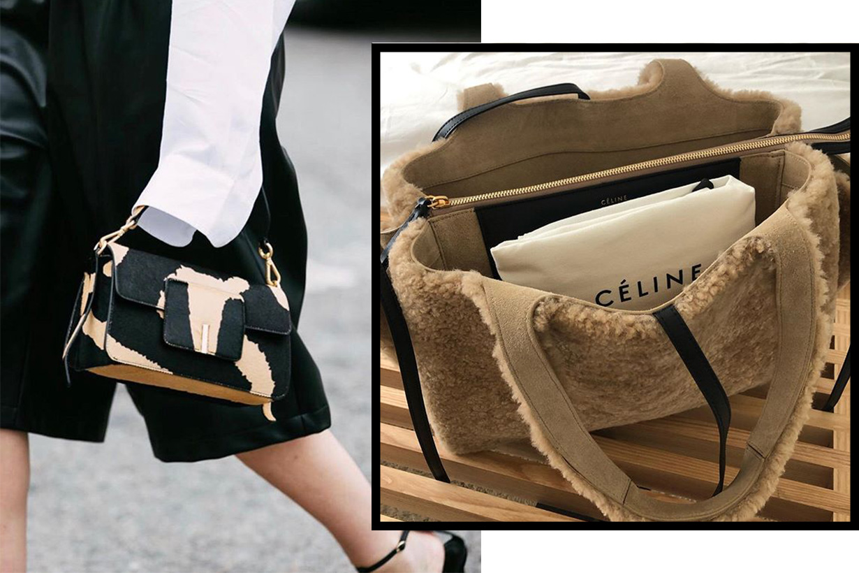 winter 2019 handbag trends must have