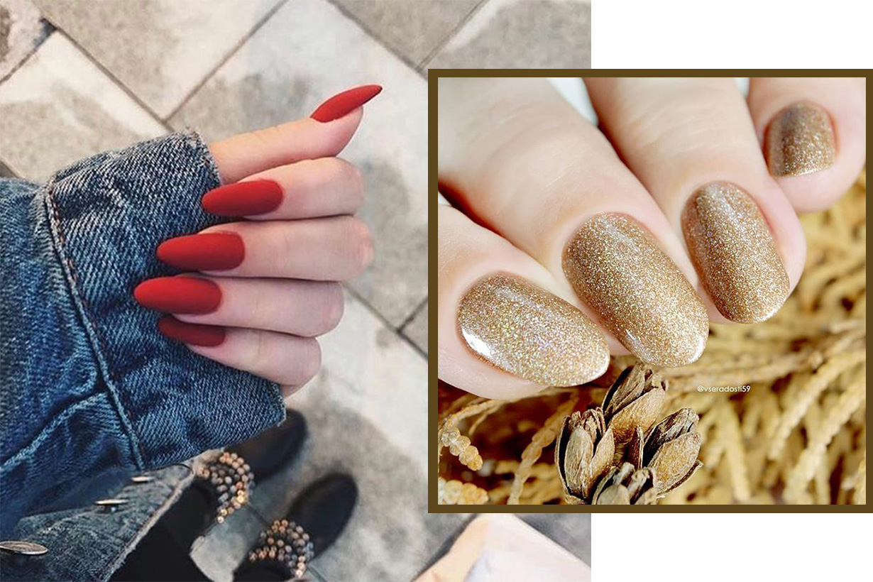 5 party nail inspiration for 2019 christmas