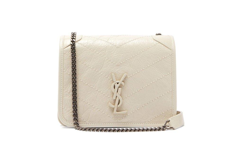 Niki Mini Leather Cross-body Bag