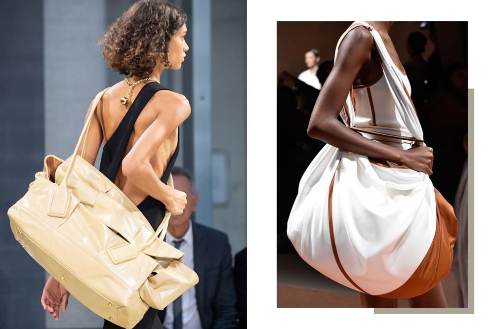 Bottega Veneta Hermes Spring 2020 Oversized Bag