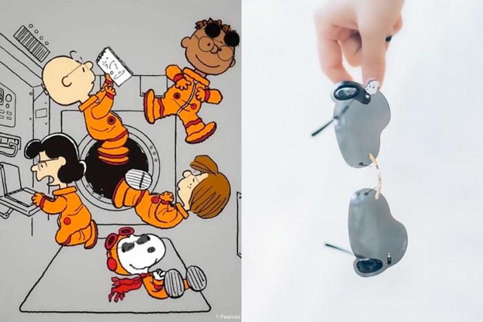 慶祝《Peanuts》70 週年:Revé by René 推出聯乘墨鏡,讓 Snoopy 控都融化!