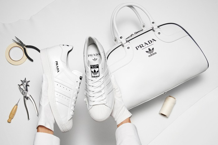 Prada X Adidas 系列終於推出!黑白配色經典又型格,誓必秒被搶光