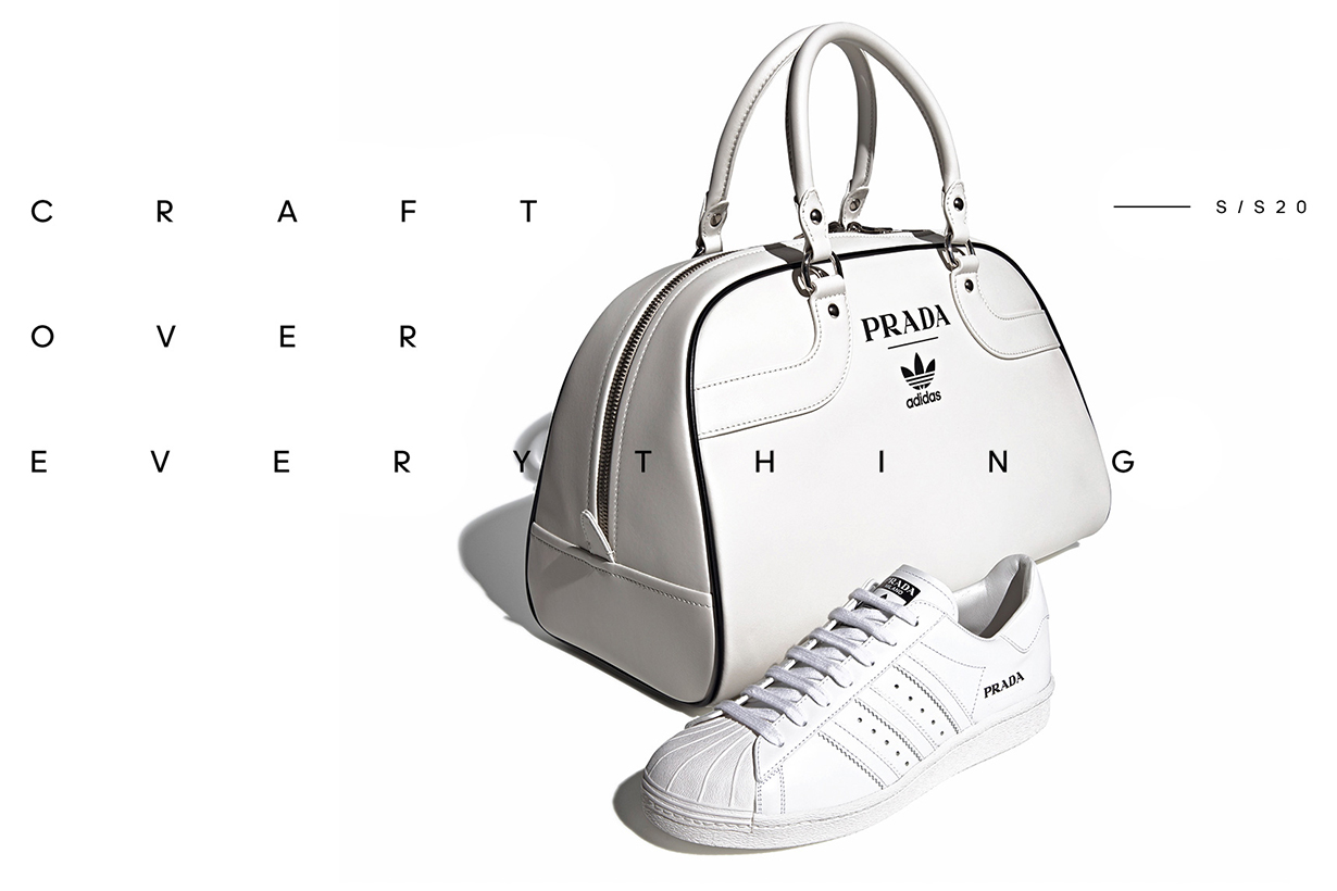 Prada X Adidas Collaboration Will Be Launched On 4 Dec 2019