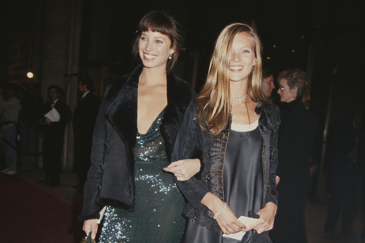 celebrities 90s red carpet looks casual wear