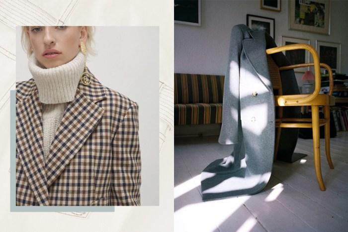 簡約、實用才不易被淘汰!誕生不久的丹麥品牌,已成時尚達人新寵