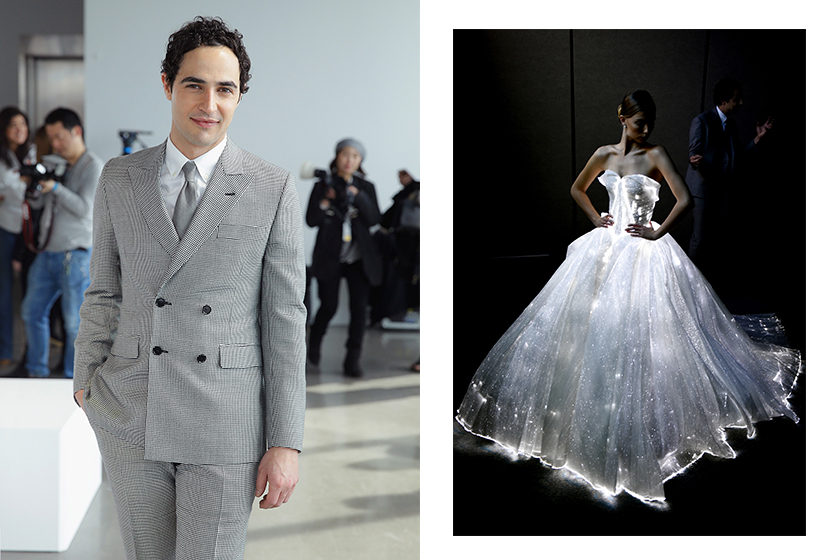 fashion designer zac posen closing brand
