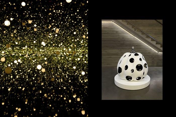 Yayoi Kusama 正在紐約舉辦一場大型展覽,置身在如夢似幻的無限鏡屋裡!