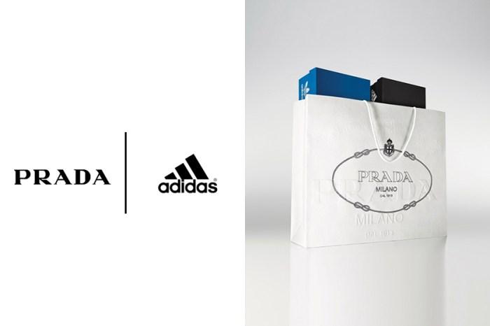 眾所期盼:Prada 與 Adidas 正式宣佈將要合作推出聯乘系列!