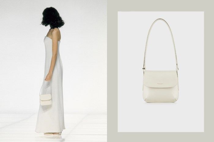 24 年前的經典:Giorgio Armani 首個手袋將重新回歸,極簡與現代美學的揉合!