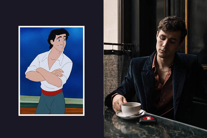 disney the little mermaid live action remake Jonah hauer king prince eric