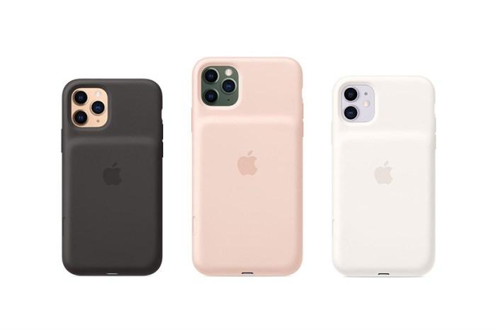 蘋果推出 iPhone 11 全系列充電保護殼,粉嫩色系吸引果迷們注意!