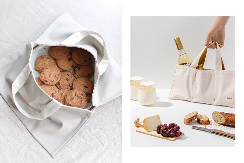 Aplat handbags food lifestyle