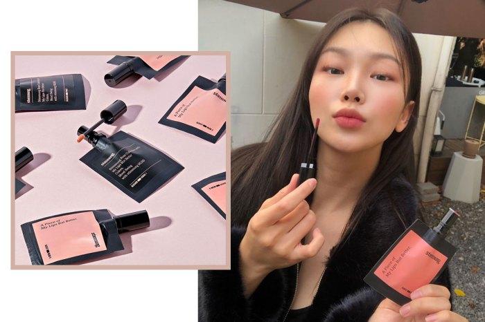 韓國品牌 Stimmung 內外兼備俘虜少女心!一週用量的片裝唇彩才不到港幣 25 元