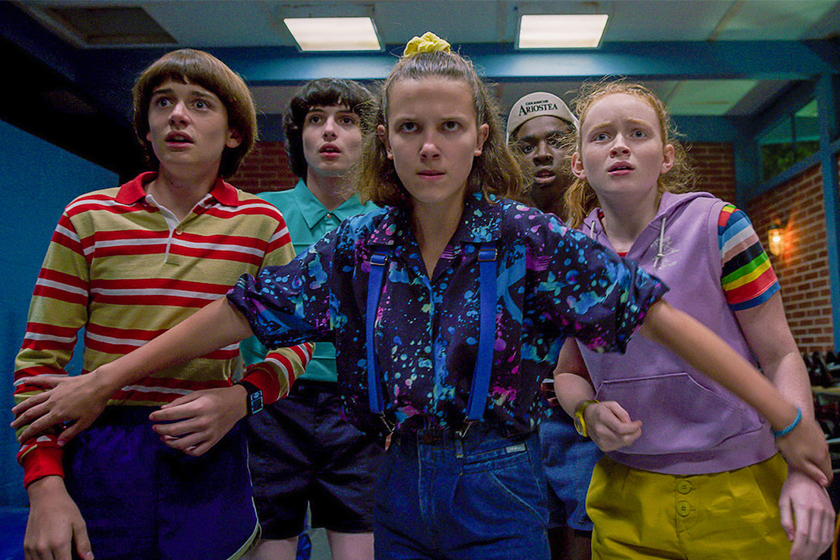 stranger things add four new characters season 4