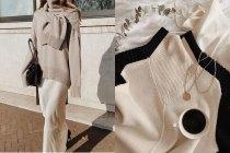 毛衣穿搭怎樣比別人精緻?這 3 個小技巧馬上學起來!