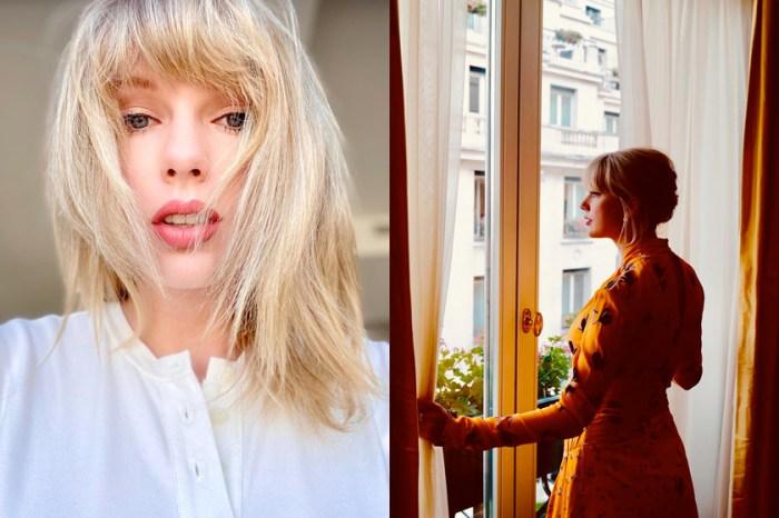 Taylor:「明年底以前所有演出都成問題」12 年心血都栽在版權,網路發起 #IStandWithTaylor