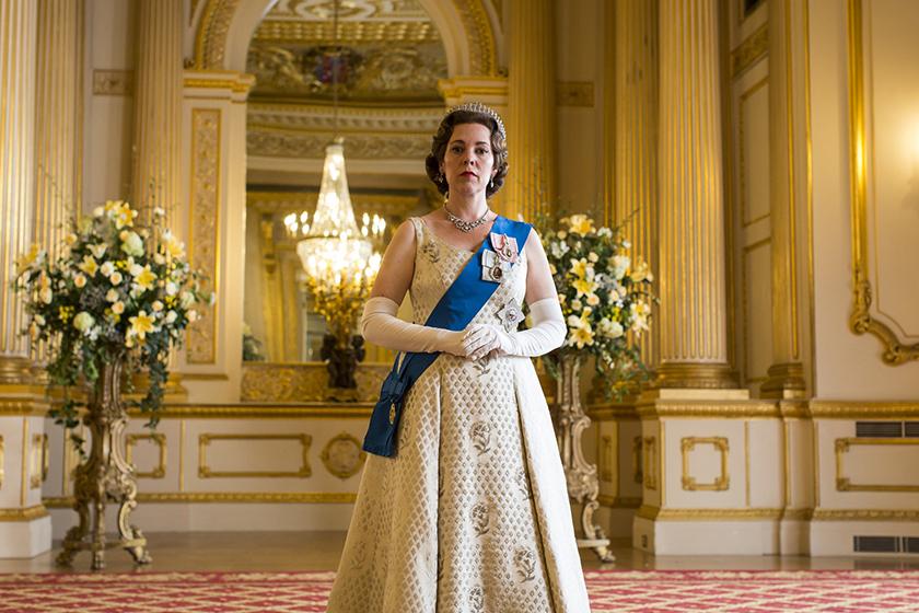 the crown next queen elizabeth rumors imelda staunton