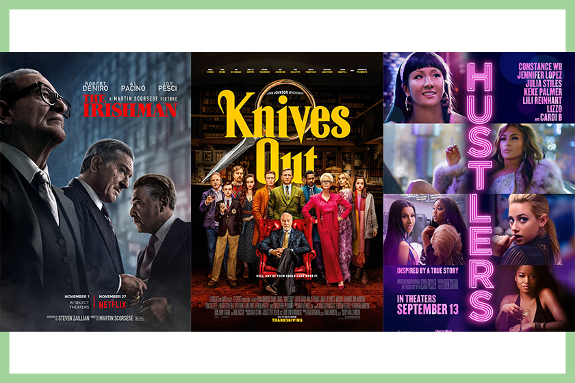 time 10 best movie parasite once upon a time in hollywood netflix The Irishman