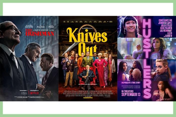 2019 年度十大最佳電影排行榜:除了 Netflix 是大贏家,韓國這部討論度極高的電影也榜上有名!