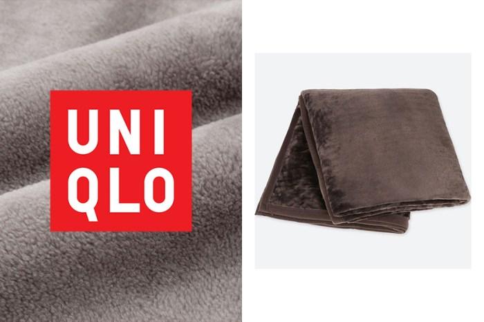 日本女生都在搶購:Uniqlo 這件 HEATTECH 毛氈被喻為是「保暖神器」