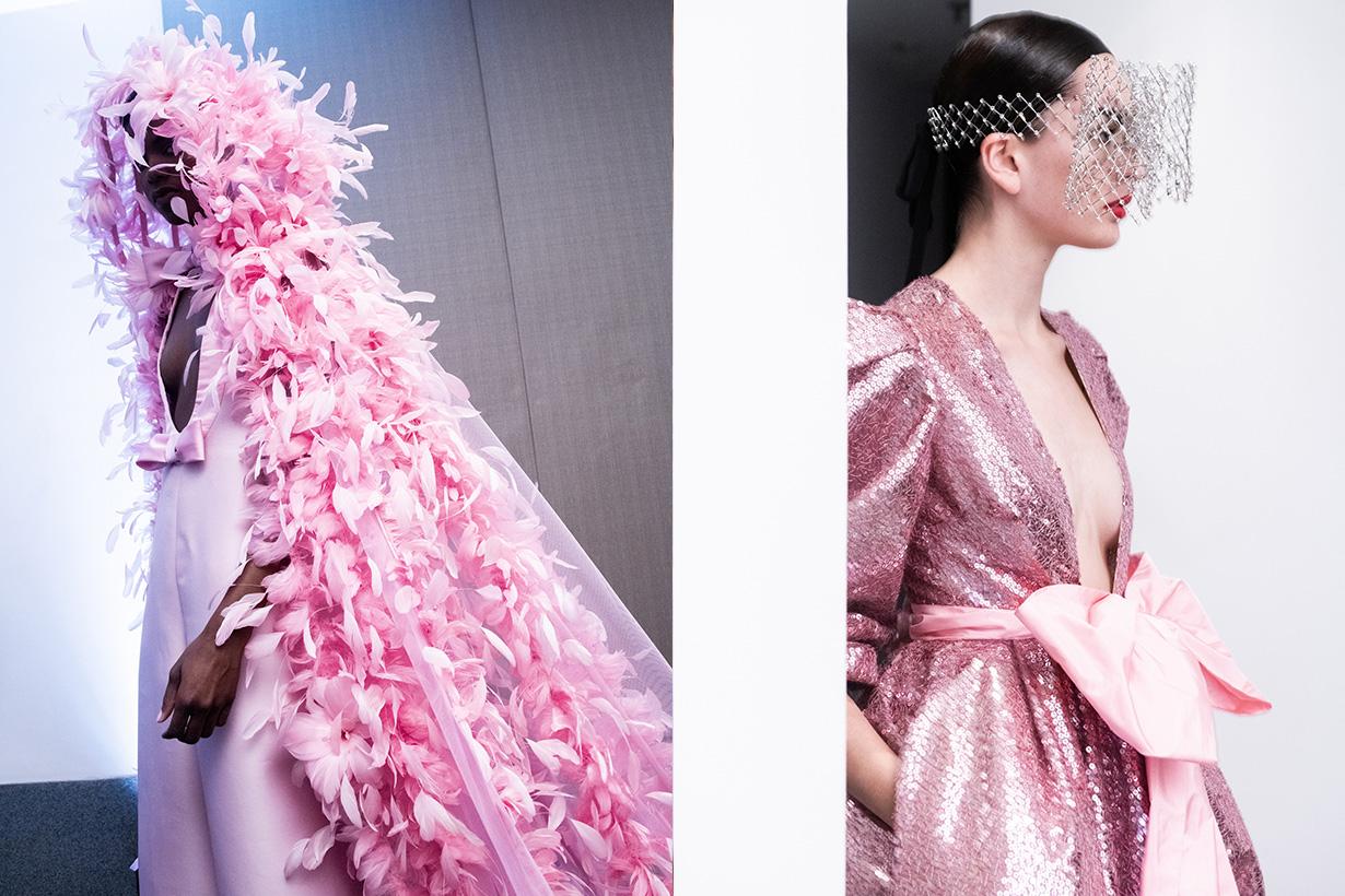 valentino-haute couture Beijing Daydream runway show