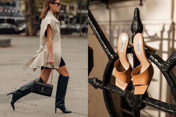 時尚買手專業點評:今個冬季最流行的 5 款鞋!